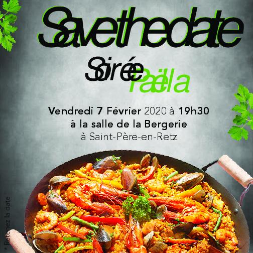 Soirée Paella